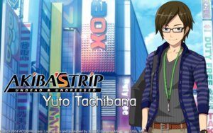 Rating: Questionable Score: 4 Tags: acquire_corp akiba's_trip watanabe_akio yuto_tachibana User: fly24