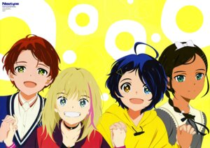 Rating: Safe Score: 12 Tags: aonuma_neiru dress heterochromia kawai_rika ohto_ai sawaki_momoe sweater takahashi_saki wonder_egg_priority User: drop