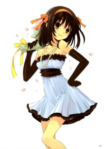 Rating: Safe Score: 85 Tags: dress ito_noizi suzumiya_haruhi suzumiya_haruhi_no_yuuutsu User: gnarf1975