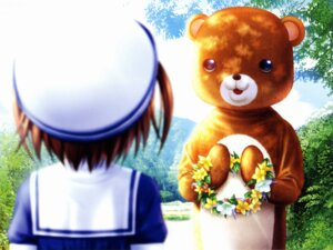 Rating: Safe Score: 15 Tags: clannad fumio key mishima_tomo sakagami_tomoyo seifuku tomoyo_after_~it's_a_wonderful_life~ User: blooregardo