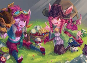 Rating: Safe Score: 15 Tags: animal_ears heimerdinger kurokitsune league_of_legends lulu_(league_of_legends) pointy_ears poppy rumble_(league_of_legends) tristana_(league_of_legends) veigar veigar_(league_of_legends) ziggs User: Mr_GT