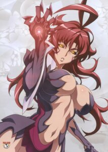 Rating: Questionable Score: 38 Tags: amaha_masane cleavage screening uno_makoto witchblade User: charunetra