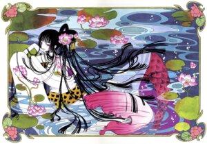 Rating: Questionable Score: 5 Tags: clamp ichihara_yuuko kimono screening xxxholic User: licedy
