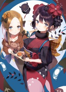 Rating: Safe Score: 13 Tags: 2sham abigail_williams_(fate/grand_order) fate/grand_order katsushika_hokusai_(fate/grand_order) kimono User: Arsy