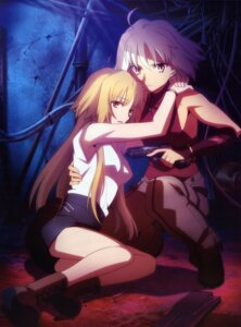 Rating: Safe Score: 33 Tags: canaan canaan_(character) oosawa_maria takeuchi_takashi type-moon User: Velen