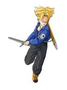 Rating: Safe Score: 1 Tags: dragon_ball dragon_ball_z male sword trunks User: Radioactive