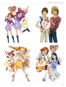 Rating: Questionable Score: 4 Tags: kawamura_toshie pretty_cure yes!_precure_5 User: drop