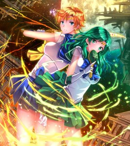 Rating: Safe Score: 25 Tags: kaiou_michiru sailor_moon swordsouls tenou_haruka User: SubaruSumeragi