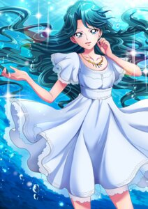 Rating: Safe Score: 12 Tags: dress go!_princess_pretty_cure kaidou_minami pretty_cure see_through sharumon User: charunetra