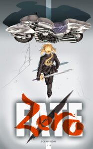 Rating: Safe Score: 28 Tags: akira_(manga) fate/stay_night fate/zero feitie parody saber sword User: vkun