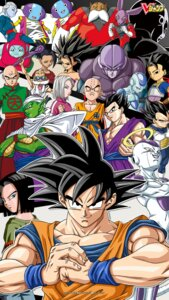 Rating: Safe Score: 8 Tags: android_17 android_18 animal_ears bodysuit caulifla dragon_ball_super dragon_ball_z freeza hit jiren kale kuririn megane muten_roshi piccolo pointy_ears son_gohan son_goku tenshinhan vegeta zen-oh User: kiyoe