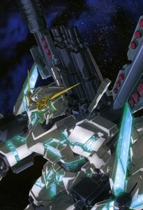Rating: Safe Score: 8 Tags: gundam gundam_unicorn mecha naka_morifumi unicorn_gundam User: drop