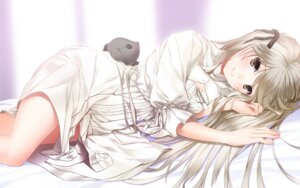 Rating: Safe Score: 146 Tags: dress kasugano_sora matsugawa sphere wallpaper yosuga_no_sora User: Hatsukoi