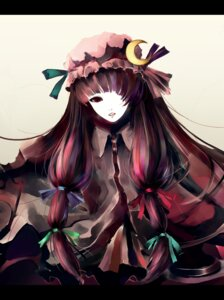 Rating: Safe Score: 8 Tags: iori_(yakata-bako) patchouli_knowledge touhou User: charunetra