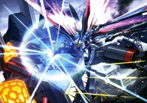 Rating: Safe Score: 14 Tags: destiny_gundam destroy_gundam gun gundam gundam_seed gundam_seed_destiny mecha sword weapon wings User: drop
