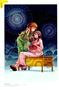 Rating: Safe Score: 24 Tags: alice_(claris) clara claris color_issue redjuice yukata User: Radioactive