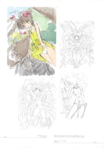 Rating: Safe Score: 3 Tags: komatsu_e-ji sketch User: crim