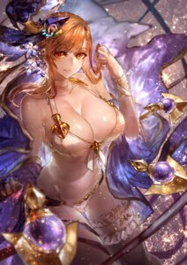 Rating: Safe Score: 85 Tags: bikini cleavage garter granblue_fantasy signo_aaa song_(granblue_fantasy) swimsuits User: Mr_GT