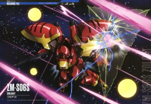 Rating: Safe Score: 9 Tags: abe_shingo gun gundam mecha victory_gundam User: drop