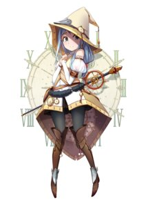 Rating: Safe Score: 41 Tags: armor heels pantyhose pomon_illust weapon witch User: nphuongsun93