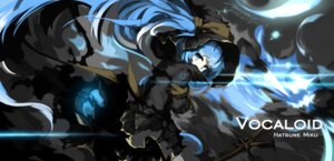 Rating: Safe Score: 45 Tags: halloween hatsune_miku mivit vocaloid wallpaper User: Masutaniyan