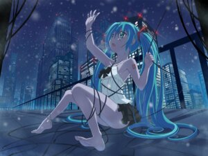 Rating: Safe Score: 83 Tags: beek feet hatsune_miku vocaloid User: fireattack