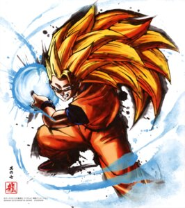 Rating: Safe Score: 22 Tags: dragon_ball son_goku User: drop