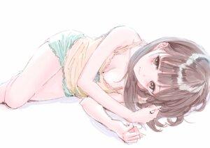 Rating: Safe Score: 33 Tags: kishida_mel lingerie sketch User: tantantan