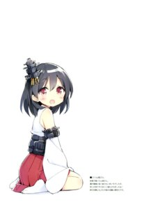 Rating: Safe Score: 37 Tags: kantai_collection luminocity peco yamashiro_(kancolle) User: scad