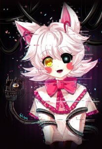Rating: Safe Score: 24 Tags: animal_ears felicia-val five_nights_at_freddy's heterochromia mangle User: Humanpinka