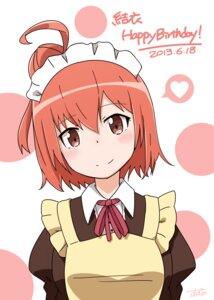 Rating: Safe Score: 25 Tags: maid suzmeco yahari_ore_no_seishun_lovecome_wa_machigatteiru. yuigahama_yui User: 23yAyuMe