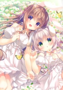 Rating: Questionable Score: 32 Tags: peach_candy tagme yukie User: kiyoe