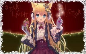 Rating: Safe Score: 42 Tags: animal_ears open_shirt sakura_neko wallpaper weapon User: Sunimo