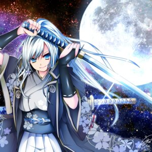 Rating: Safe Score: 33 Tags: jotti kimono sword User: mash