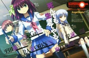 Rating: Safe Score: 26 Tags: angel_beats! minagawa_kazunori otonashi seifuku tenshi yurippe User: acas