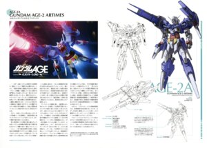 Rating: Safe Score: 6 Tags: ebikawa_kanetake gundam gundam_age mecha User: solidvanz