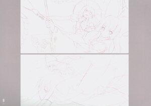 Rating: Safe Score: 3 Tags: fancy_fantasia monochrome sketch touhou ueda_ryou User: tcsww12345