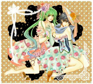 Rating: Safe Score: 0 Tags: chiyo_(doukoku) dress genderswap hatsune_miku kaiko vocaloid vocaloid_append User: Radioactive