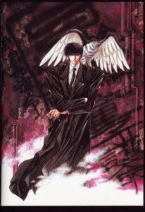 Rating: Safe Score: 2 Tags: clamp male sakurazuka_seishirou x User: hyde333