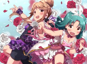 Rating: Safe Score: 27 Tags: cleavage sonsoso tenkuubashi_tomoka the_idolm@ster the_idolm@ster_million_live tokugawa_matsuri User: animeprincess