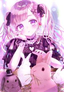 Rating: Safe Score: 13 Tags: gothic_lolita kappe_reeka lolita_fashion User: BattlequeenYume