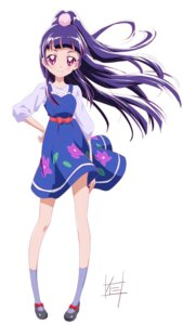 Rating: Safe Score: 19 Tags: dress izayoi_riko mahou_girls_precure! nii_manabu pretty_cure User: saemonnokami