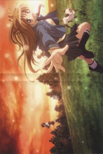 Rating: Safe Score: 11 Tags: amano_mishio crease fixme kanon sawatari_makoto User: admin2