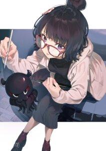Rating: Safe Score: 40 Tags: fate/grand_order heels katsushika_hokusai_(fate/grand_order) megane tagme User: Mr_GT
