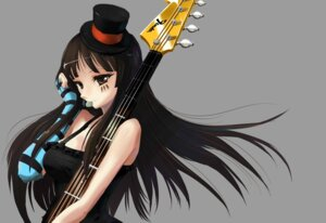 Rating: Safe Score: 6 Tags: akiyama_mio guitar k-on! x-boy User: yumichi-sama