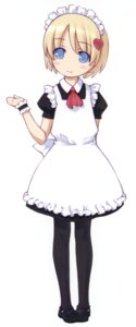 Rating: Safe Score: 9 Tags: maid noantica ooji pantyhose User: midzki