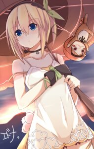 Rating: Safe Score: 86 Tags: dress edna noe_(mabue) tales_of_zestiria umbrella User: KazukiNanako
