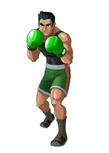 Rating: Safe Score: 5 Tags: little_mac male punch-out!! User: Radioactive