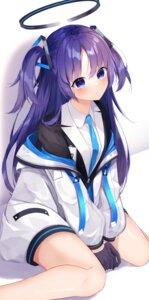 Rating: Safe Score: 19 Tags: angel blue_archive hayase_yuuka seifuku suisen-21 User: BattlequeenYume
