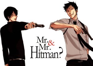 Rating: Safe Score: 1 Tags: gun hibari_kyoya katekyo_hitman_reborn! male tagme yamamoto_takeshi User: Radioactive